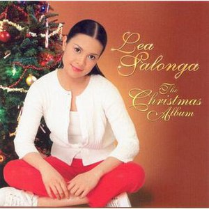 Lea Salonga Christmas Album - Image: Leasalonga thechristmasalbum cd