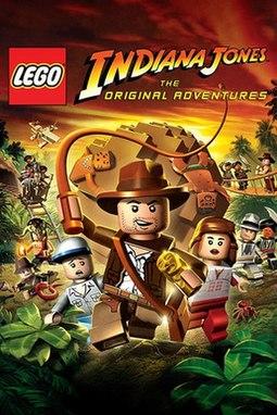 <i>Lego Indiana Jones: The Original Adventures</i> video game