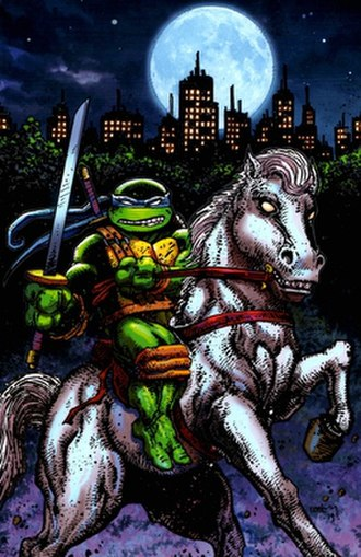 Leonardo (Teenage Mutant Ninja Turtles) - Image: Leonardo (Teenage Mutant Ninja Turtles)