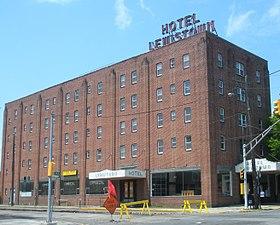 Lewistown hotel1