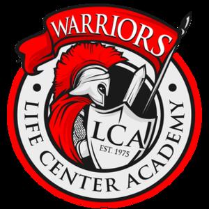 Life Center Academy - Image: Life Center Warrior Emblem