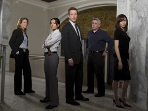 Original first-season main cast of Life. From ...