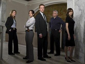 Life (U.S. TV series) - Image: Life promo photo