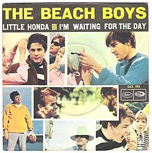 Little Honda b.w. I'm Waiting For the Day - Beach Boys.jpg