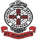 St Edwards College crest