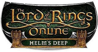<i>The Lord of the Rings Online: Helms Deep</i> 2013 video game