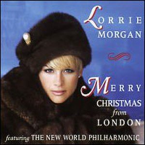 Merry Christmas from London - Image: Lorrie Morgan Merry Christmasfrom London
