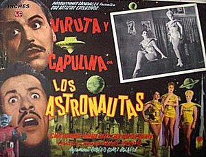 Los astronautas - Image: Los astronautas movie poster