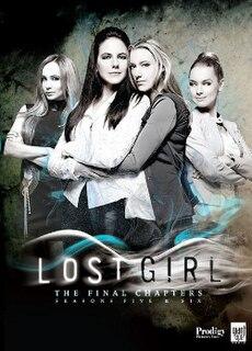 <i>Lost Girl</i> (season 5) season of television series