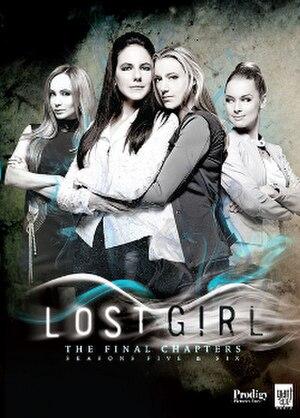 Lost Girl (season 5) - Image: Lost Girl seasons 5 and 6 Blu ray cover