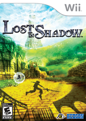 Lost in Shadow - Image: Lost in Shadow box art