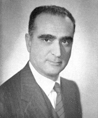 Luigi Barzini Jr. - Luigi Barzini Jr. in 1962
