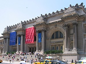 The Metropolitan Museum of Art is one of the largest museums in the world.