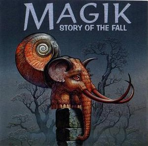 Magik Two: Story of the Fall - Image: Magik Two