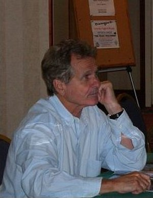 Mark Goddard - Goddard at Western Film Fair in July 2006