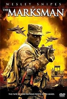 Marksman, the dvd cover.jpg