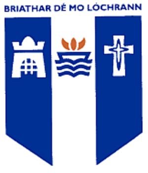 Mary Immaculate College - Image: Mary I crest