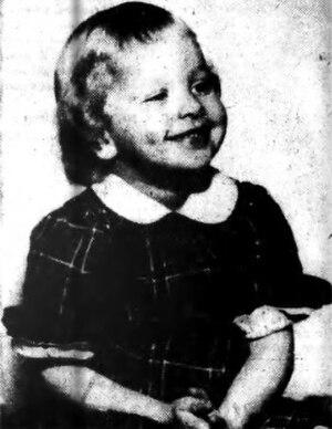 Death of Mary Jane Barker - Image: Maryjaneparker