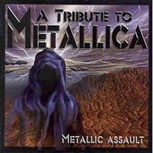 Metallic Assault-A Tribute to Metallica cover.jpg