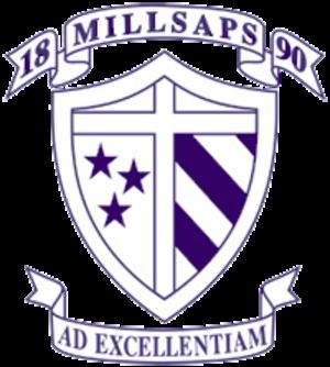 Millsaps College - Image: Millsaps College crest