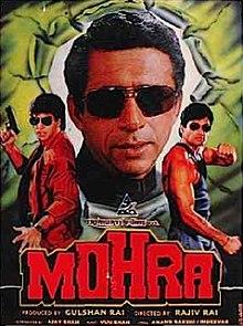 Mohra (1994) SL YT - Naseeruddin Shah, Akshay Kumar, Sunil Shetty, Raveena Tandon, Paresh Rawal, Gulshan Grover, Raza Mura, Sadashiv Amrapurka, Kulbhushan Kharbanda