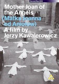 <i>Mother Joan of the Angels</i> 1961 film by Jerzy Kawalerowicz