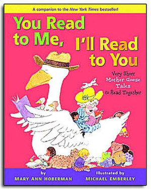 You Read to Me, I'll Read to You - Image: Mother goose tales cover