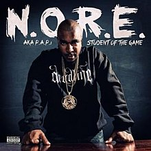 "N.O.R.E. (aka. P.A.P.I.) - ""Student of the Game"", Cover art.jpg"