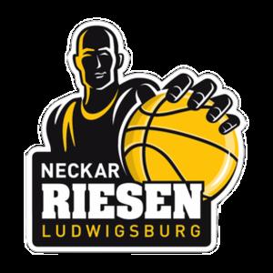 MHP Riesen Ludwigsburg - Image: Neckar Riesen Ludwigsburg logo