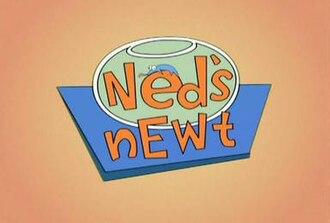 Ned's Newt - Image: Ned's Newt title screen