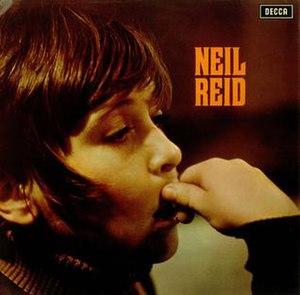 Neil Reid (album) - Image: Neil reod the album