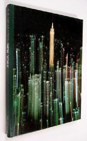 New York (Anthony Burgess book) - First edition