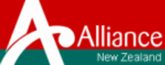 Alliance (New Zealand political party) - Image: New Zealand Alliance Party Logo