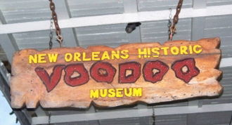 Louisiana Voodoo - New Orleans Historic Voodoo Museum