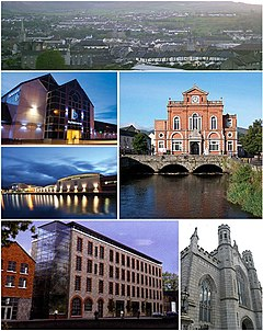 Newry City, Northern Ireland (collage).jpg