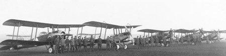 No. 7 squadron RAAF WWI
