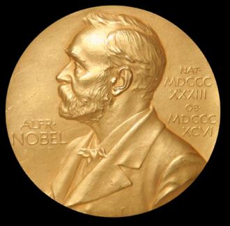 Nobel Prize in Chemistry - Image: Nobel Prize