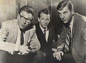 Filmation - Image: Norm Prescott, Hal Sutherland and Lou Scheimer