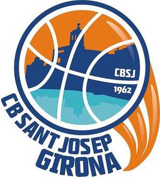 CB Sant Josep - Image: Nou logo CB Sant Josep