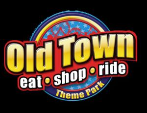 Old Town (amusement park) - Image: Old Town Eat Shop Ride Logo