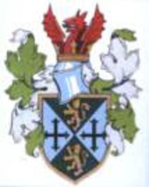 Oldbury United F.C. - Image: Oldbury United F.C. logo