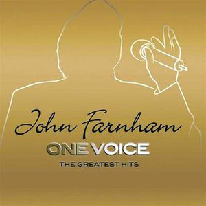 One Voice: Greatest Hits - Image: One Voice The Greatest Hits