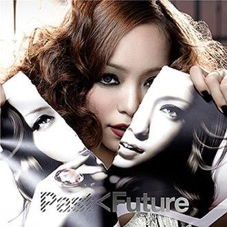 Past Future - Image: Pastfuture album cover cddvd