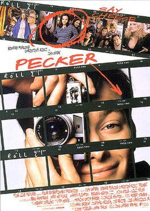 Pecker (film) - Image: Pecker movie poster