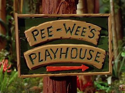 Picture of a TV show: Pee-Wee's Playhouse