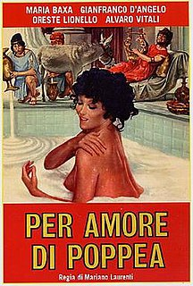 <i>Per amore di Poppea</i> 1977 film by Mariano Laurenti