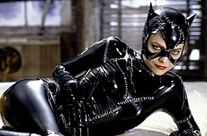 Batman Returns - Michelle Pfeiffer as Catwoman