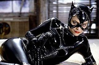 Selina Kyle (<i>Batman Returns</i>) Anti-heroine in the film Batman Returns