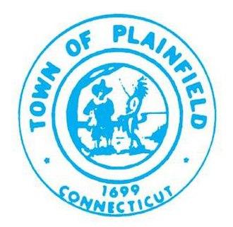 Plainfield, Connecticut - Image: Plainfield C Tseal
