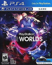 PlayStation VR Worlds Wikipedia